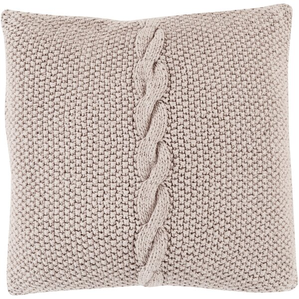 Easterbrooks 100% Cotton Throw Pillow Cover By Darby Home Co.